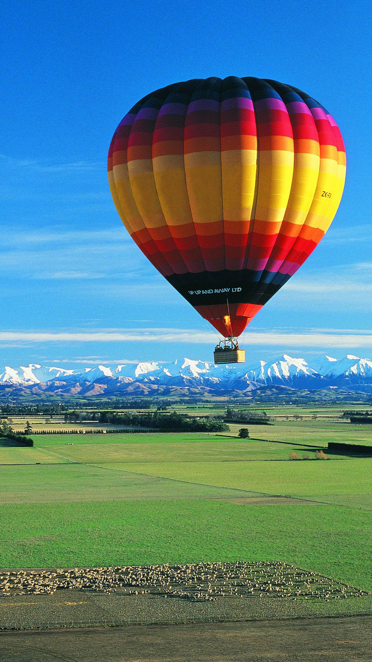 Hot air balloon iphone wallpaper hd - Air wallpaper hd ...