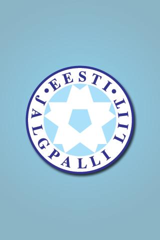 Estonia Football Logo
