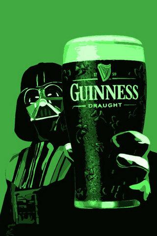 St Patricks Vader