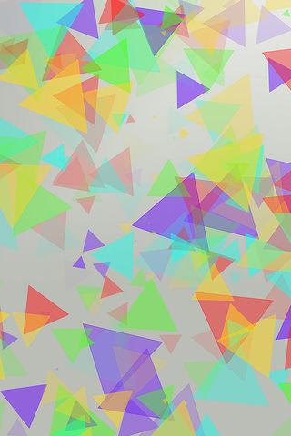 Triangles Shape