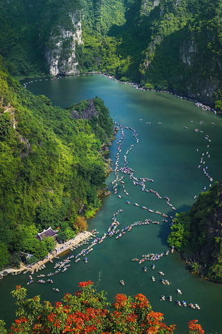 Vietnam Trang An