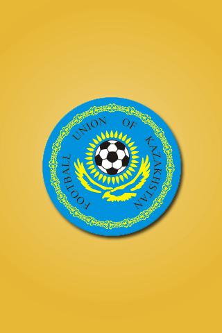 Kazakhstan Football Logo