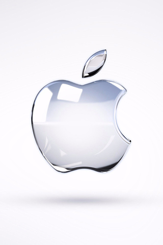 Transparent Apple