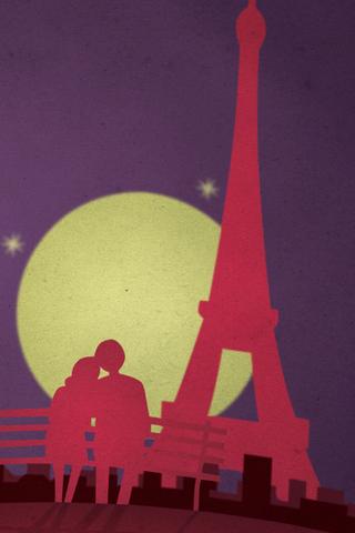 Paris Moonlight