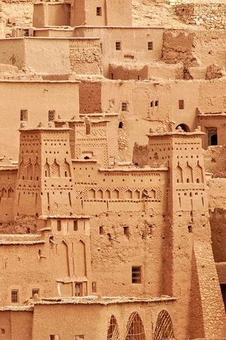 Morocco Ait Benhaddou