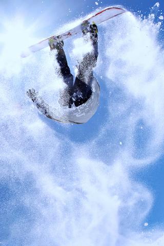Snowboard Flip
