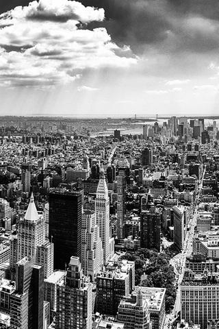 Grey Skyscraper