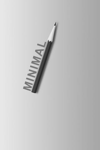 Pencil Minimal