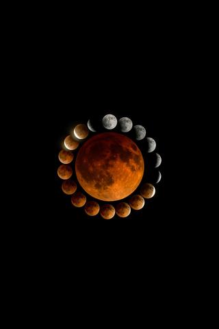 Lunar Eclipse Phase