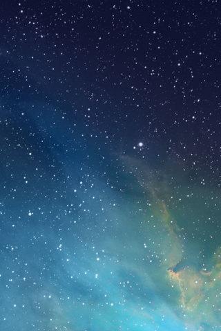 iOS 7 Nebula