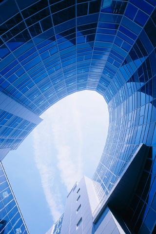 Sky of Building