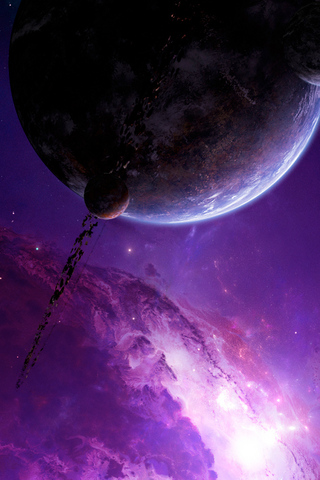 Planet Falling