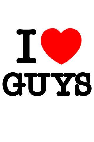 I Love Guys