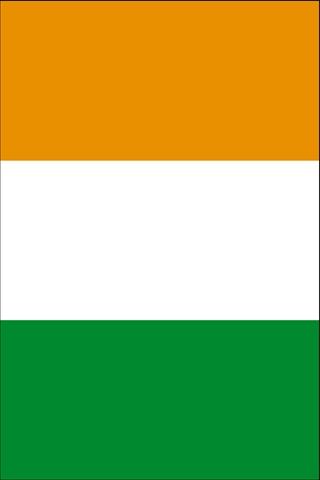 Cote d Ivoire Flag