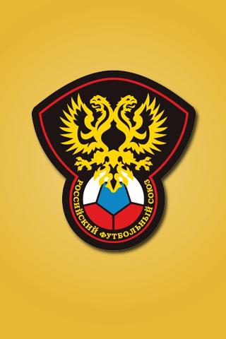 Russia Football Logo