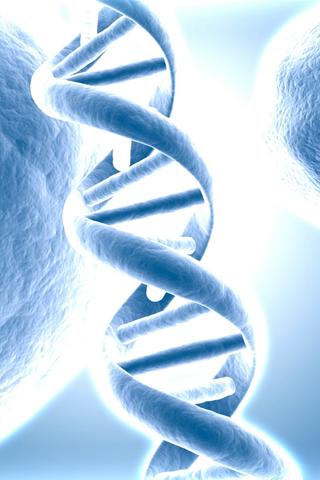 DNA iPhone Wallpaper