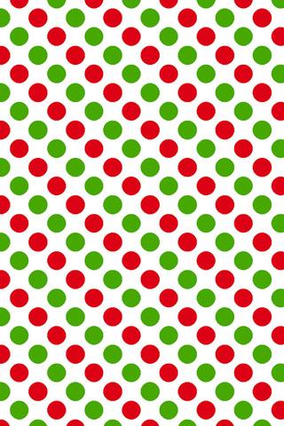Polka Dots Christmas