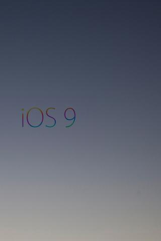 iOS9 Gradient