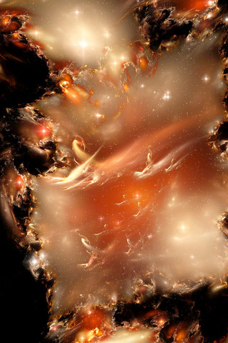 Mysterious Nebula