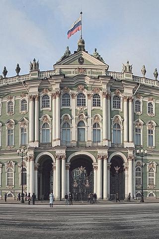 Russia Peterhof Palace