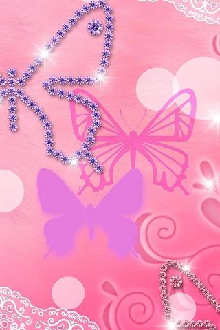 Pink Glitters
