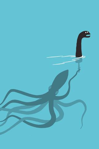 Octopus Prank