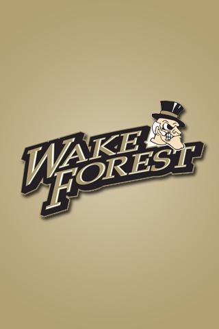 Wake Forest Deamon Deaco...