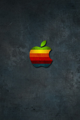 Rainbow Stone Apple