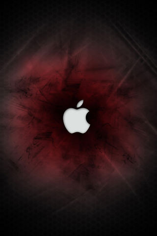 Apple Red Glow