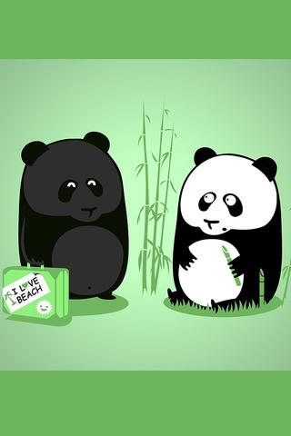 Panda Bleach