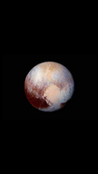 Pluto New Hori...