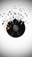 Shattered Vinyl