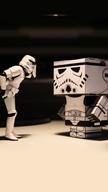 Storm Troopers...