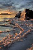 Icy Shore