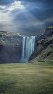 Iceland Waterf...
