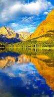 Mountain Refle...