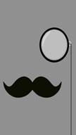 Classy Moustac...