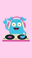 Monster DJ Gir...