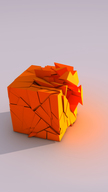 Broken Cube