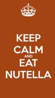 Keep Calm Nute...