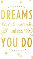 Dreams Dont Wo...