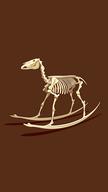 Skeleton Rocker