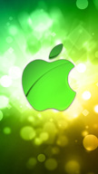 Green Bokeh Ap...