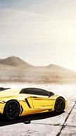Yellow Lamborg...