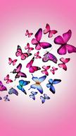 Pink Butterfli...