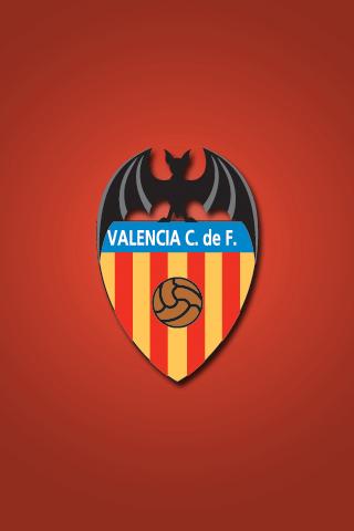 Valencia CF iPhone Wallpaper