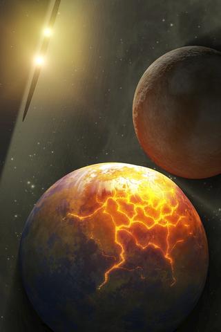 Planet Collision