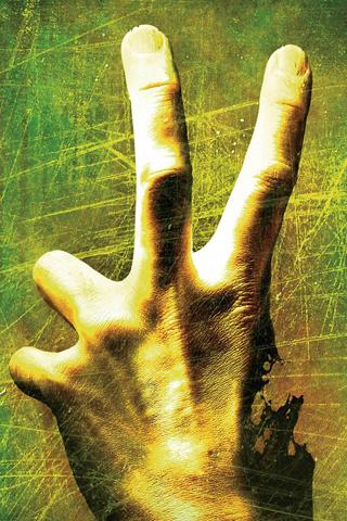 Hand iPhone Wallpaper