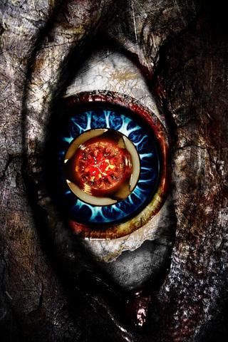 Eyes HDR